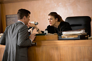 Bad Judge start Kate Walsh