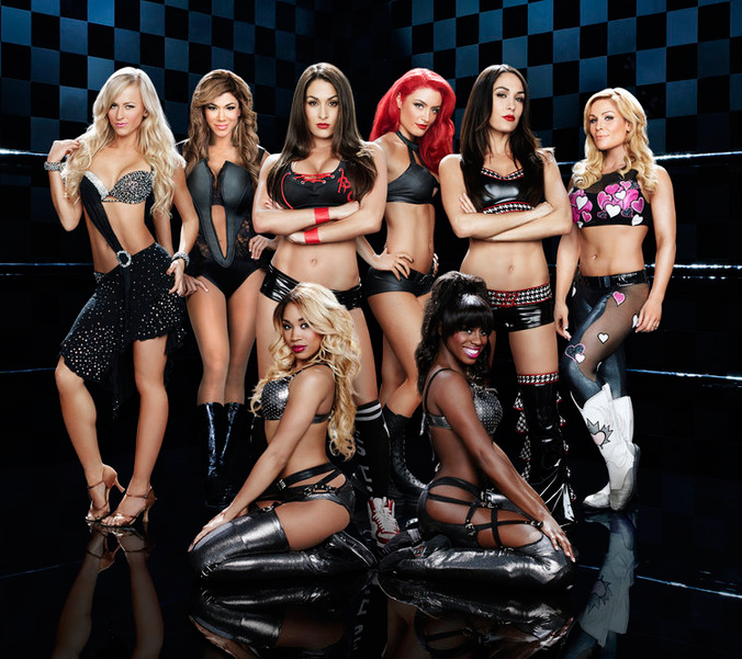 Total Divas Season 2 airs on E!