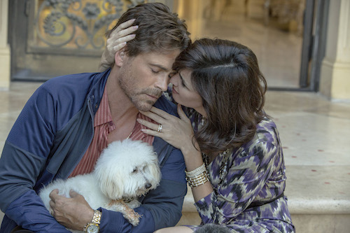 Rob Lowe and Paz Vega star in Beautiful and Twisted on Lifetime