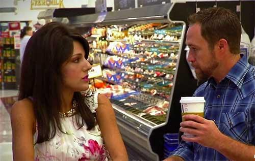 Megan and Brandon