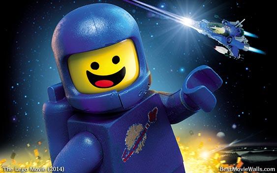 LEGO Movie Benny