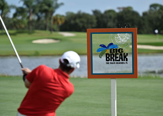 Big Break The Palm Beaches, FL