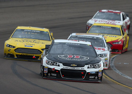 2015 NASCAR Sprint Cup Series TV schedule