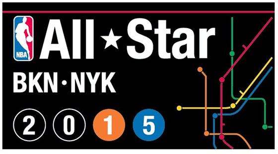 2015 NBA All-Star Weekend TV schedule