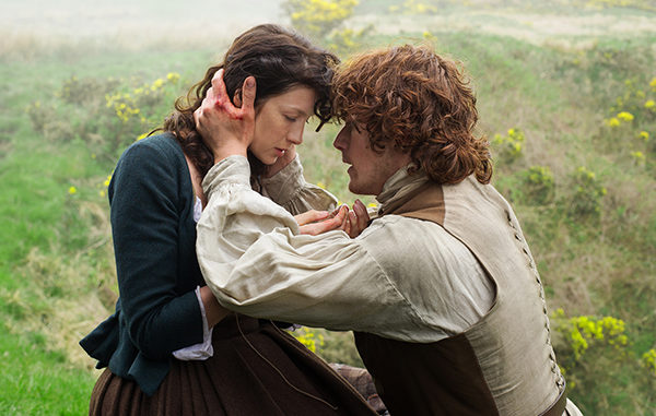 Outlander's Sam Heughan on his offscreen relationship with his