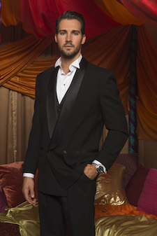 James Maslow as Bart Winslow in Seeds of Yesterday