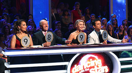 Dwts Judges Channel Guide Magazine