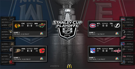 NHL Stanley Cup Playoffs