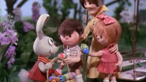 Peter Cottontail CW