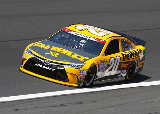 2015 NASCAR Coca-Cola 600