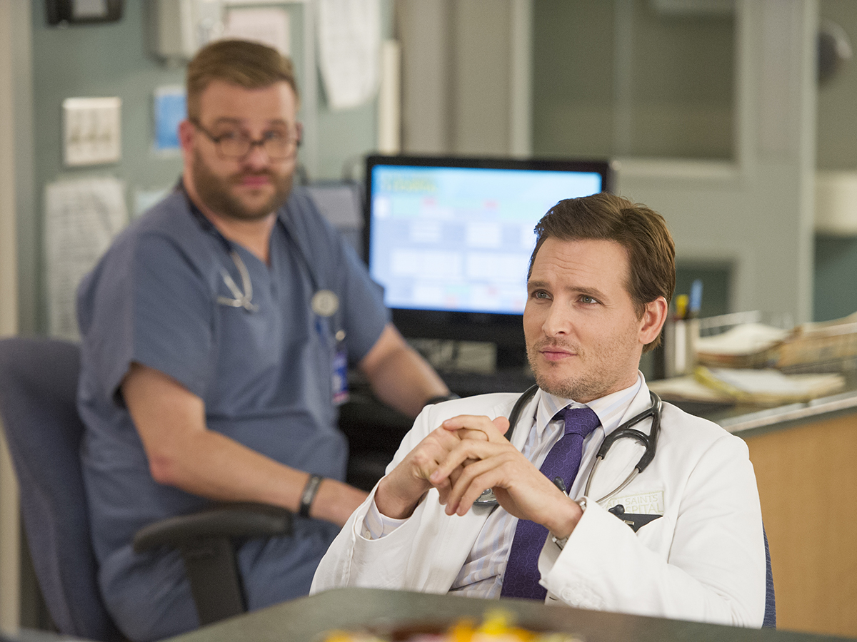 Nurse Jackie Season 7 Episode 5 marks Coop's finale goodbye