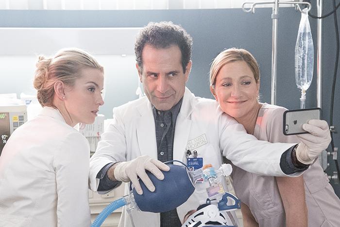 Nurse Jackie Episode 6