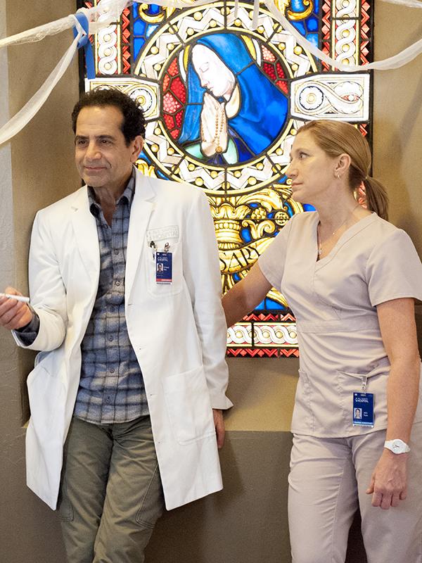 nurse jackie recap episode 8 weddings death and donna