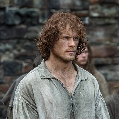 Sam Heughan deserves an Emmy for Outlander season finale