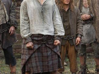 Outlander episode 15 Jamie in prison