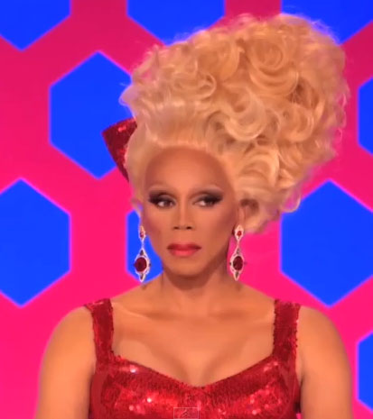 RuPaul's Drag Race RuPaul runway season 7 episode 12