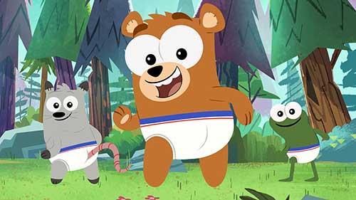 Amazon TV Series For Kids