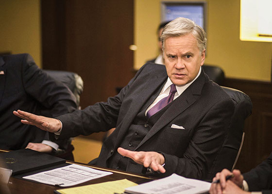 HBO's The Brink