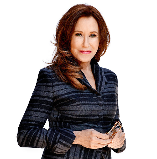 Mary McDonnell gives us a Major Crimes season 4 preview