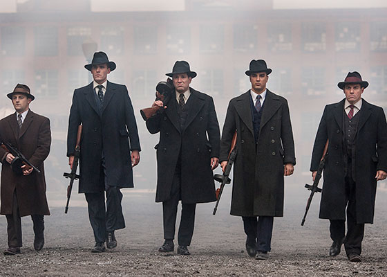 AMC's The Making of the Mob: New York