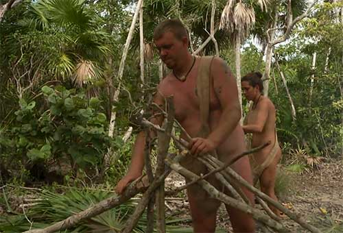 Naked and Afraid: Garden of Evil