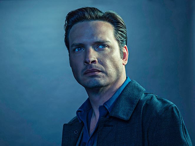Aden Young talks Season 3 of Rectify,