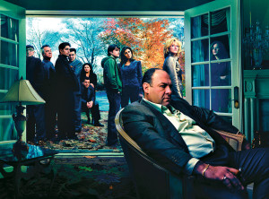 Keyart for The Sopranos