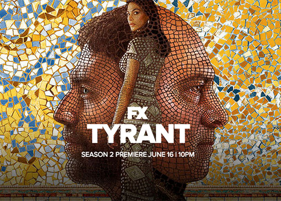 FX Tyrant Season 2