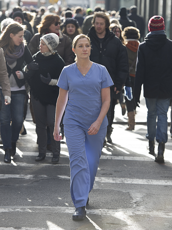 Nurse Jackie series finae, season 7, episode 12