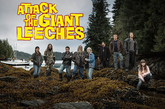 Alaskan Bush People Leeches