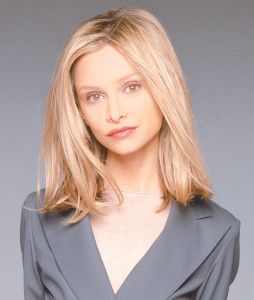 Calista Flockhart on ALLY MCBEAL CR:Matthew Rolston/FOX