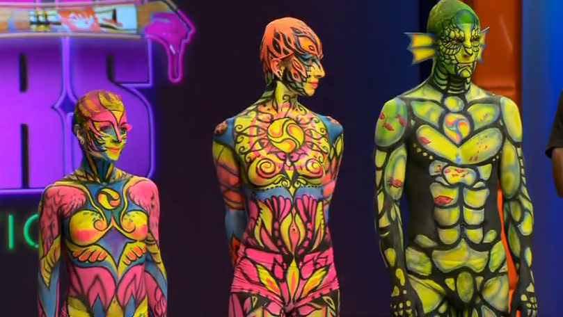 Rio & Lana Skin Wars season 2 episode 7
