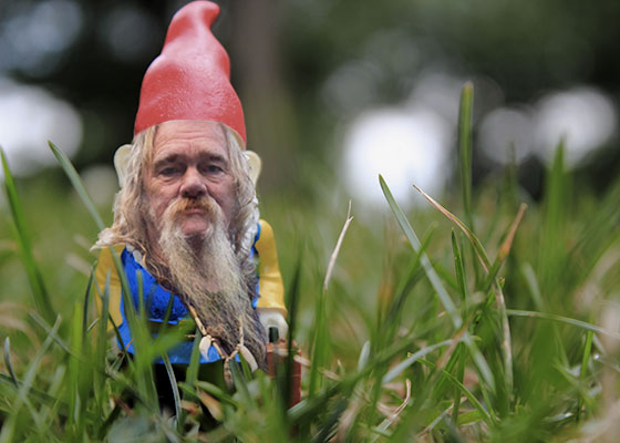 Alaskan Bush People Billy Gnome