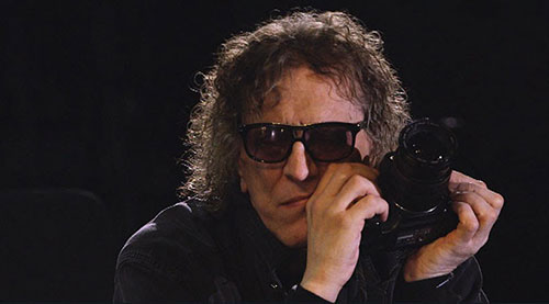 On The Record With Mick Rock