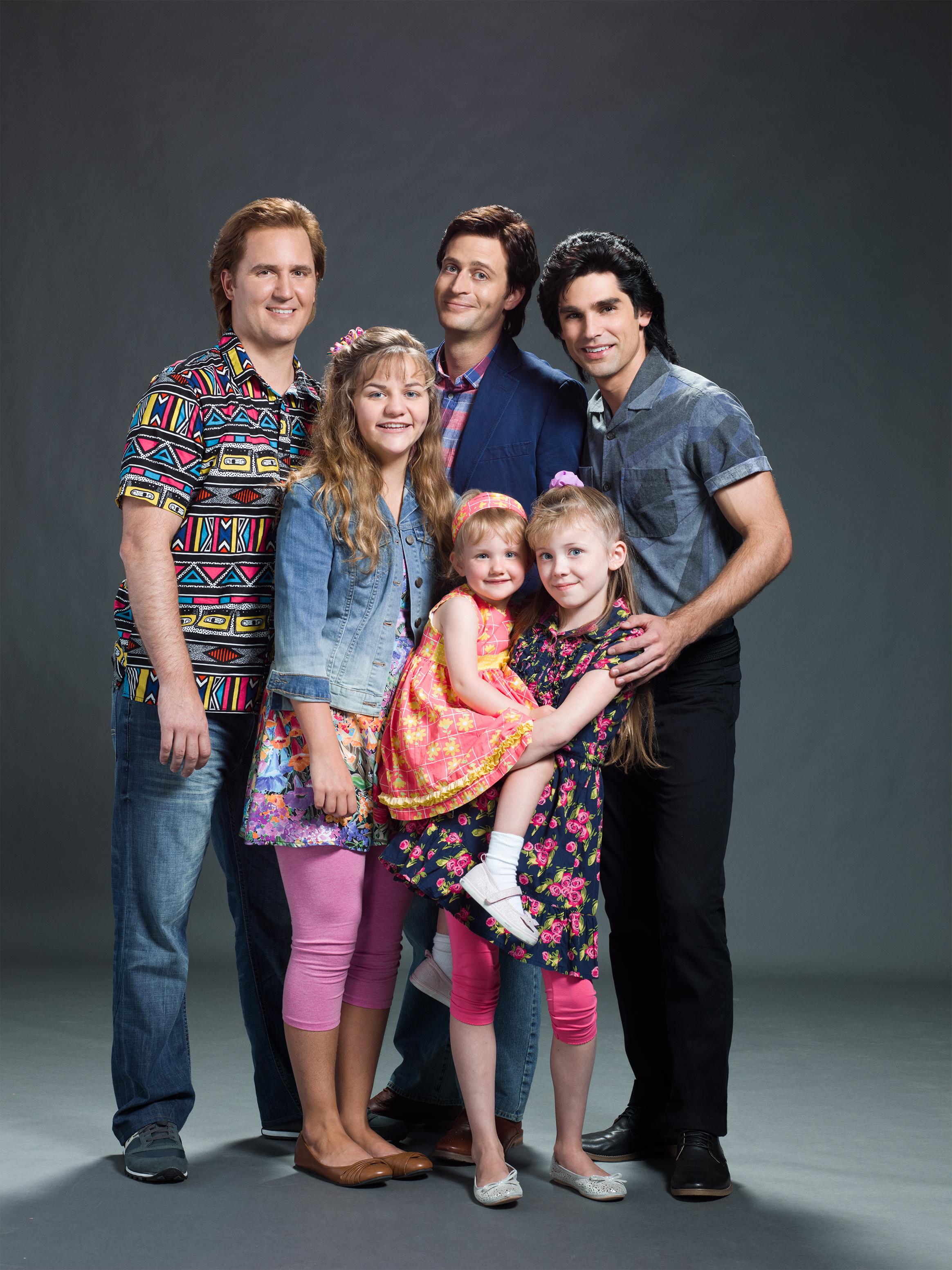 Unauthorized Full House Story on Lifetime