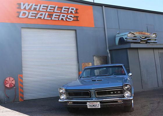 Wheeler Dealers - Velocity