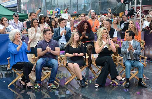 Dancing With the Stars Season 21 Contestants