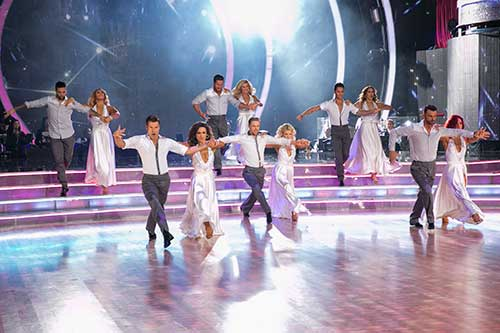 Dancing With The Stars, Season 21, Episode 2.5