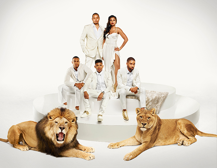 Empire Season 2 cast