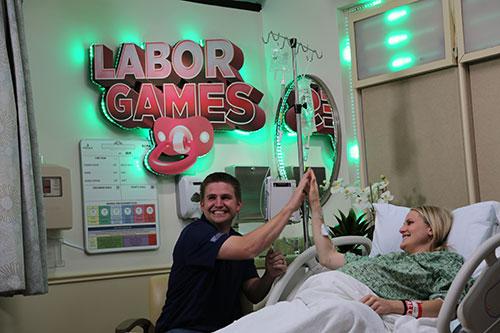 Labor Games TLC