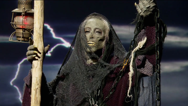 Face Off season 9 episode 9 death 1