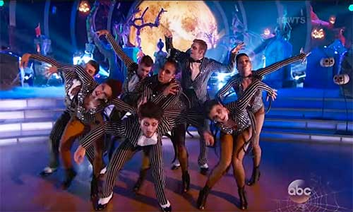 """Dancing With the Stars """"Halloween"""""""