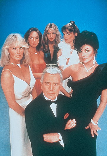 Dynasty ranks as one of the TV series from 1981 to binge watch again