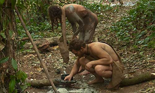 "Naked And Afraid ""The Swarm"""