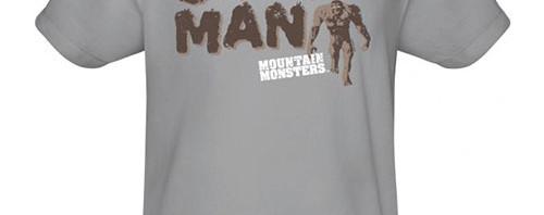 Destination America e-store has Mountain Monsters merch