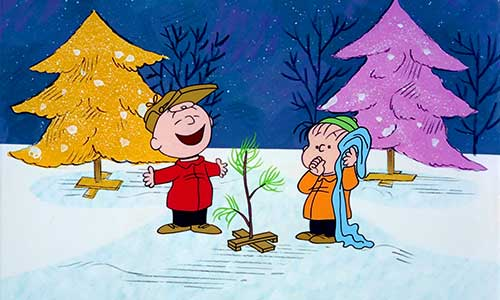It's Your 50th Christmas, Charlie Brown