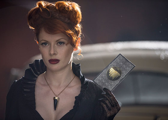 Into the Badlands The Widow