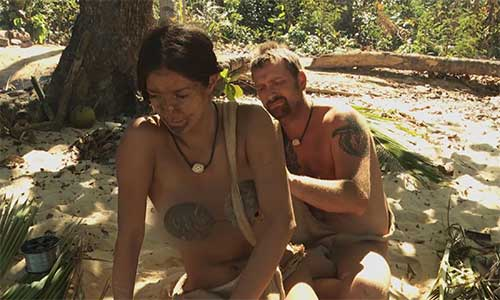 Has anyone had sex on naked and afraid-9798