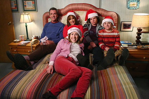 the middle christmas