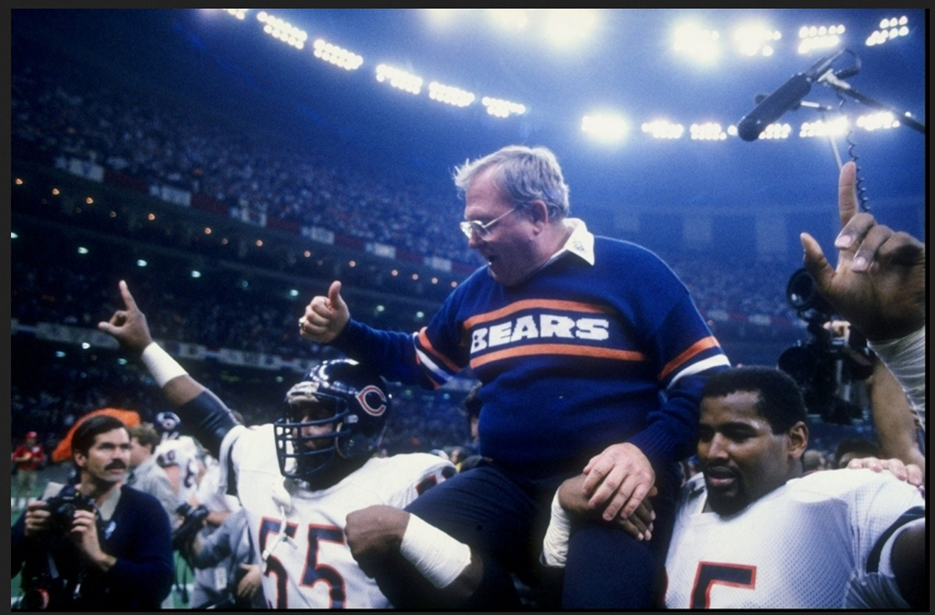 Buddy Ryan The 1985 Chicago Bears